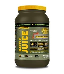 Battle Juice citrus
