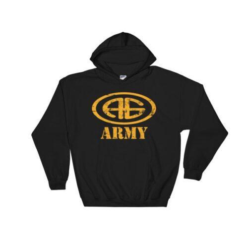 AG Army Hoodie